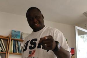 Mandiaye Pety Badji Journaliste Web-activiste Redac chef de La palore aux jeunes