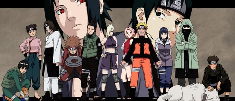 Article : Top 10 des meilleurs shinobi dans l'univers de Naruto Shippuden