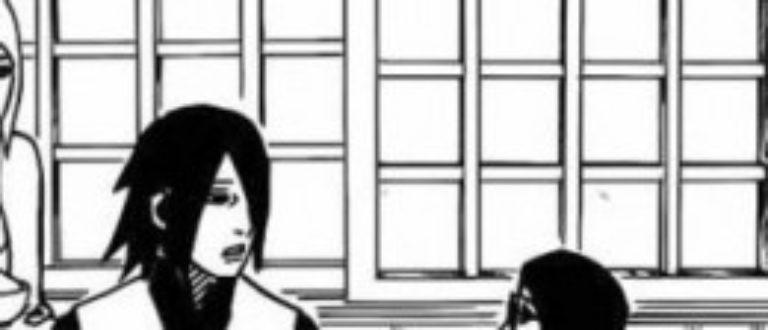 Article : Naruto Gaiden chapitre 10 : ils vécurent heureux et eurent…